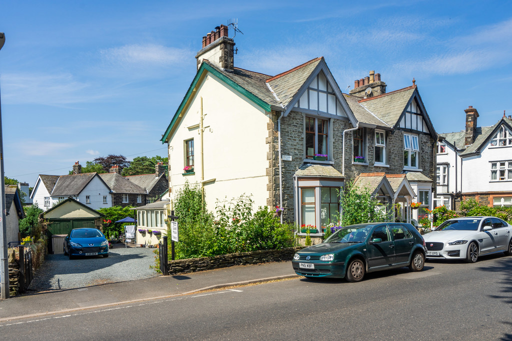 No.4, Ellerthwaite Road, Windermere, Cumbria, LA23 2AH