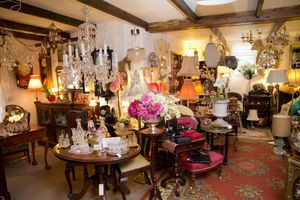 Courtyard Cottage Antiques, 40 Main Road, Windermere, LA23 1DY