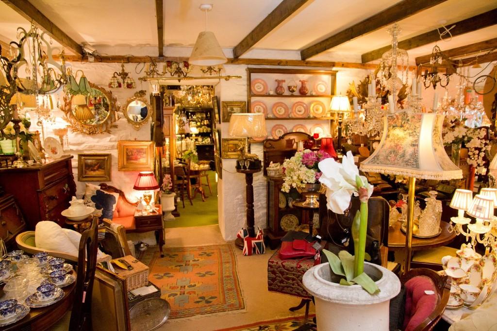 Courtyard Cottage Antiques, 40 Main Road, Windermere, LA23 1DY