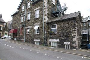 The Basement Flat, Merewyke Court, North Terrace, Bowness On Windermere, Cumbria, LA23 3AU