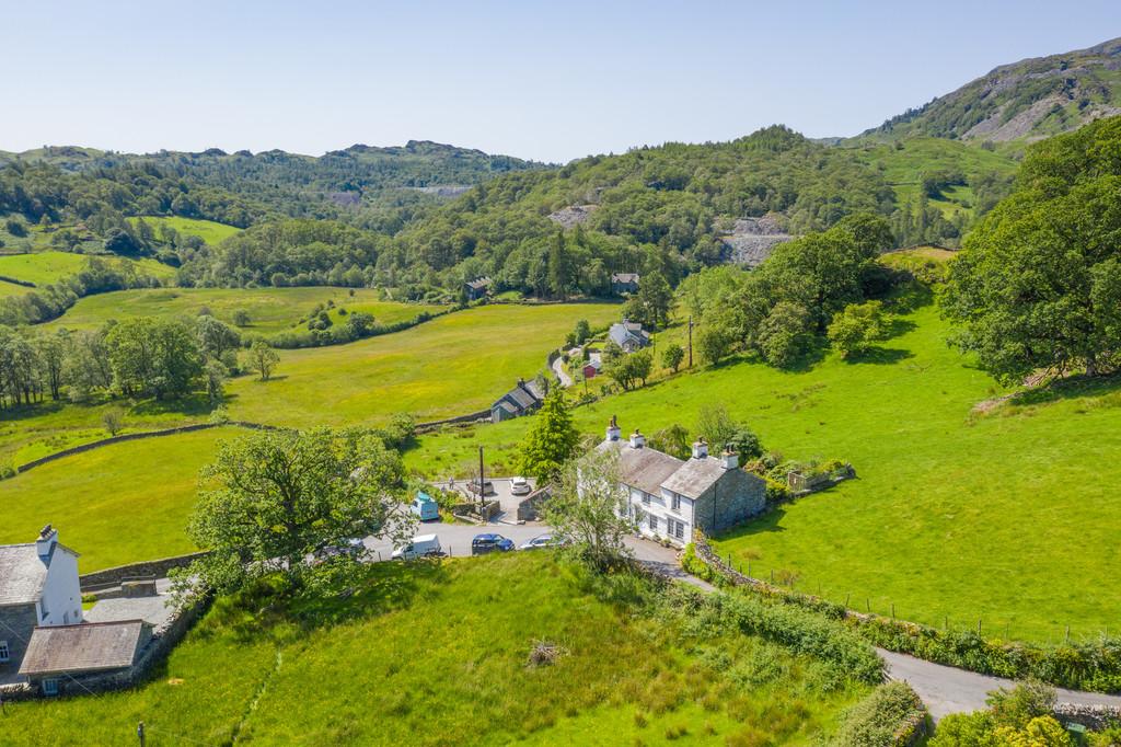 Birch House, Little Langdale, Ambleside, Cumbria LA22 9NY