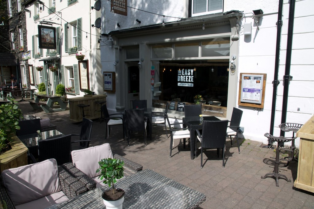 The Easy Breeze, Church Street, Bowness On Windermere, Cumbria, LA23 3DG