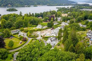 Greenways, Middle Entrance Drive, Bowness On Windermere, Cumbria, LA23 3JY