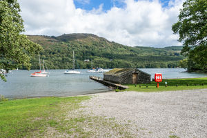 Calm Waters, Stock Park Mansion, High Stott Park, Lake Windermere, Cumbria, LA12 8AY