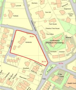 Hartlands, 2 Fernhill Road, Grange over Sands, Cumbria, LA11 7JD