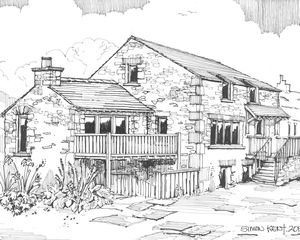 The Old Water Mill, Old Brewery Yard, Allithwaite, Grange-over-Sands, Cumbria, LA11 7RH
