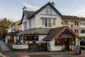 Beresfords Restaurant and Pub, Beresford Road, Windermere, Cumbria, LA23 2JG