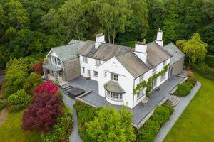 High Longlands, Longlands Road, Windermere, Cumbria, LA23 1DN