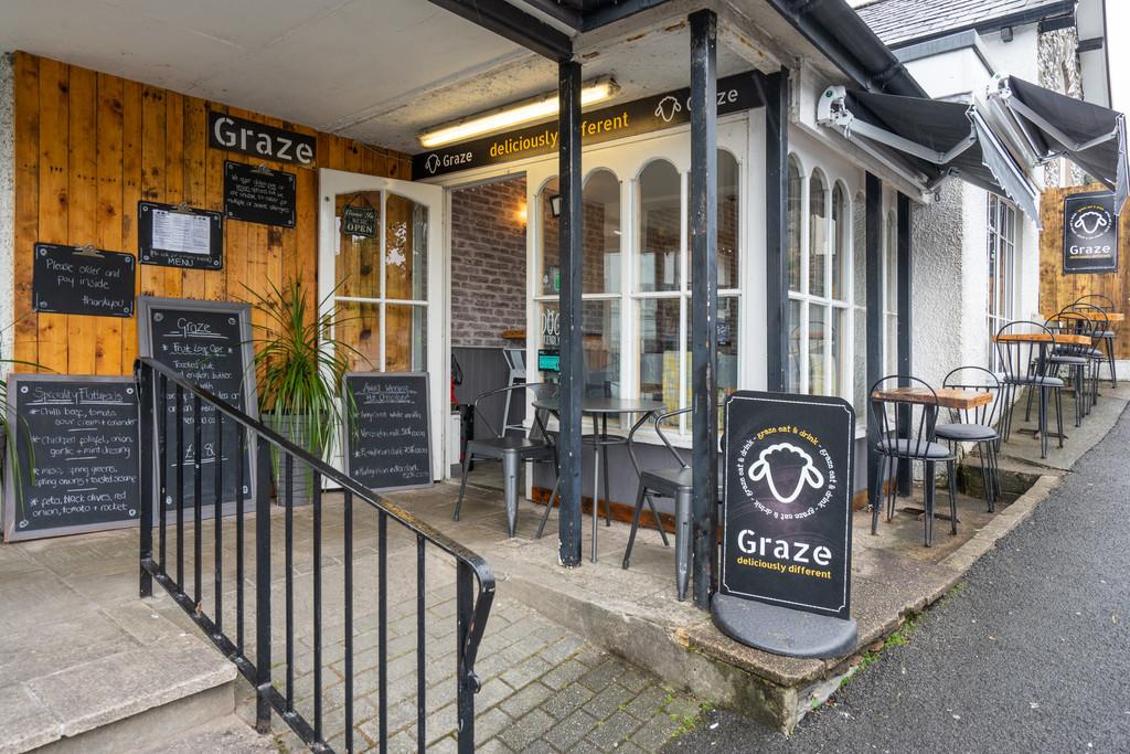 Graze Cafe, Helm Road, Bowness On Windermere, Cumbria, lA23 3BU