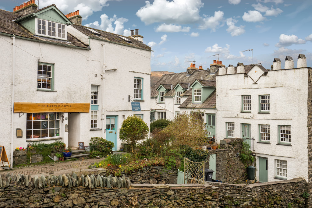 The Waterwheel Guesthouse, 3 Bridge Street, Ambleside, Cumbria LA22 9DU