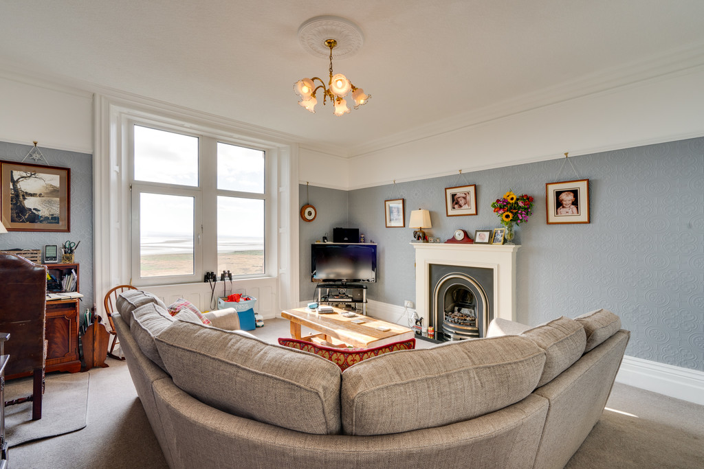 Flat 1 Abbotsrood, 24 The Esplanade, Grange over Sands, Cumbria, LA11 7HH