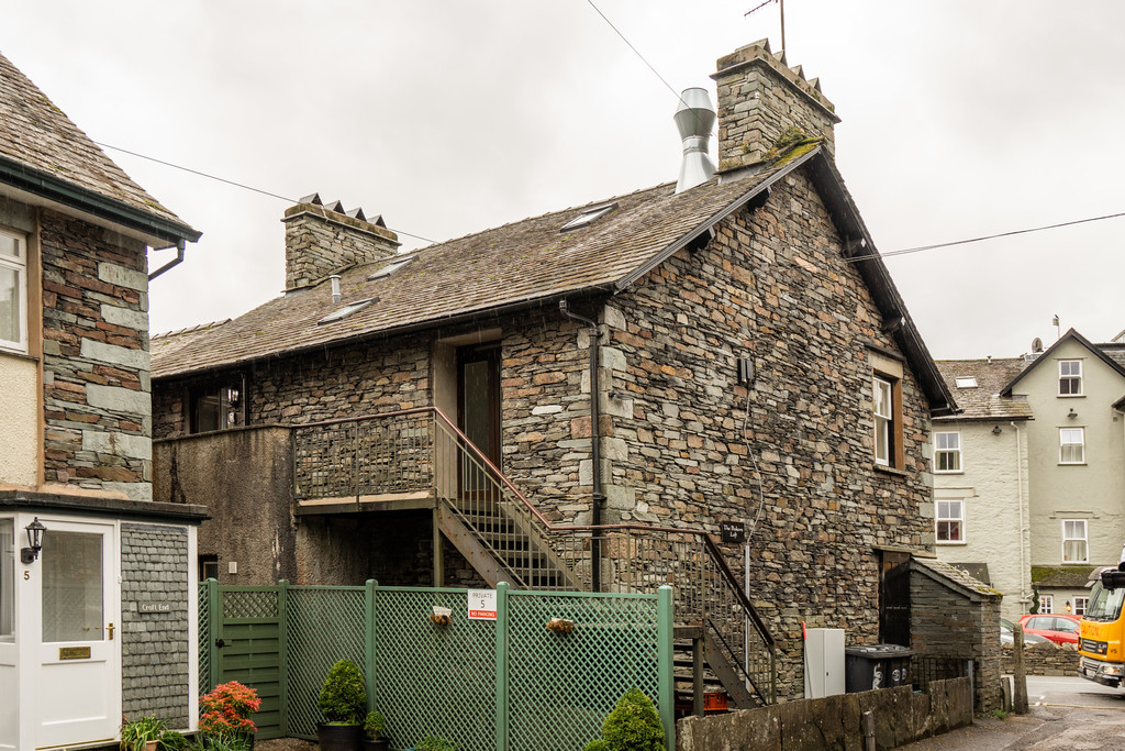 The Old Bakery and The Bakers Loft, Red Lion Square, Grasmere, Cumbria LA22 9SP