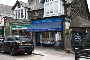 Crescent Cards, 14 Crescent Road, Windermere, Cumbria, LA23 1DT