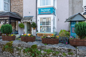 Birchleigh Guest House, Kents Bank Road, Grange-over-Sands, Cumbria, LA11 7EY