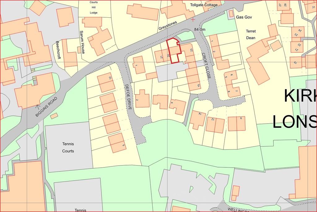 Croft Close, Kirkby Lonsdale, Carnforth, LA6 2FH