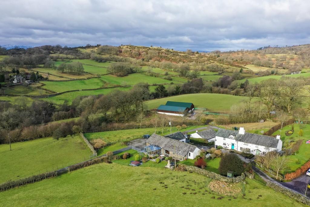 Low Shepherd Yeat Farm, Crook, Kendal, Cumbria, LA8 8LR