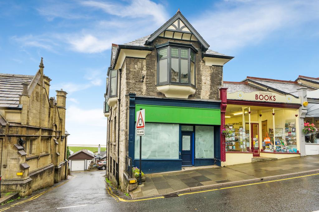 Morecambe Bank Building, Main Street, Grange-over-Sands, Cumbria, LA11 6DP