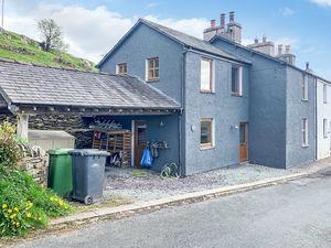 Dunbar Cottage, 8 Brow Edge, Backbarrow, Newby Bridge, Cumbria, LA12 8QX