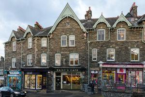 Daisys, Central Buildings, Ambleside, Cumbria LA22 9BS