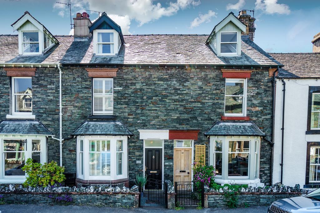 Wordsworth Street, Keswick, Cumbria