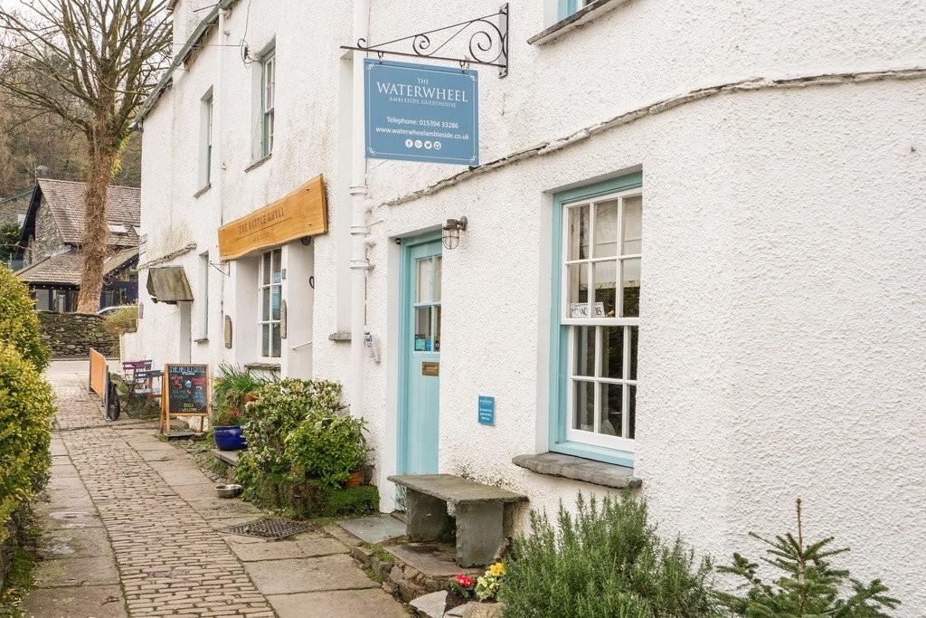 Rattle Gill Cafe, 2 Bridge Street, Ambleside, Cumbria LA22 9DU