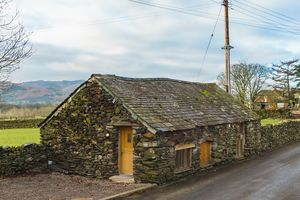 Old Joiners Shop, Church Row, Threlkeld