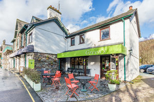 Greens Cafe, College Street, Grasmere, Cumbria LA22 9SZ