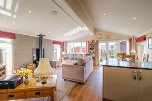 Lodge 20, Blenkett Wood, Jack Hill, Allithwaite, Grange-over-Sands, Cumbria, LA11 7RL.