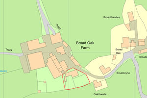 Broad Oak Farm House, Crosthwaite, Kendal, Cumbria, LA8 8JL