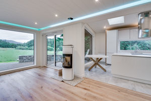 Sunrise Lodge, Clappersgate, Ambleside, Cumbria, LA22 9NQ