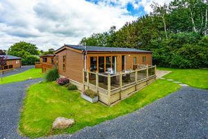 Lodge 37, Cartmel Lodge Park, Cartmel, Grange over Sands, Cumbria, LA11 6PN