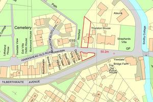 1 Newfield, Hawkshead Old Road, Coniston, Cumbria LA21 8EE