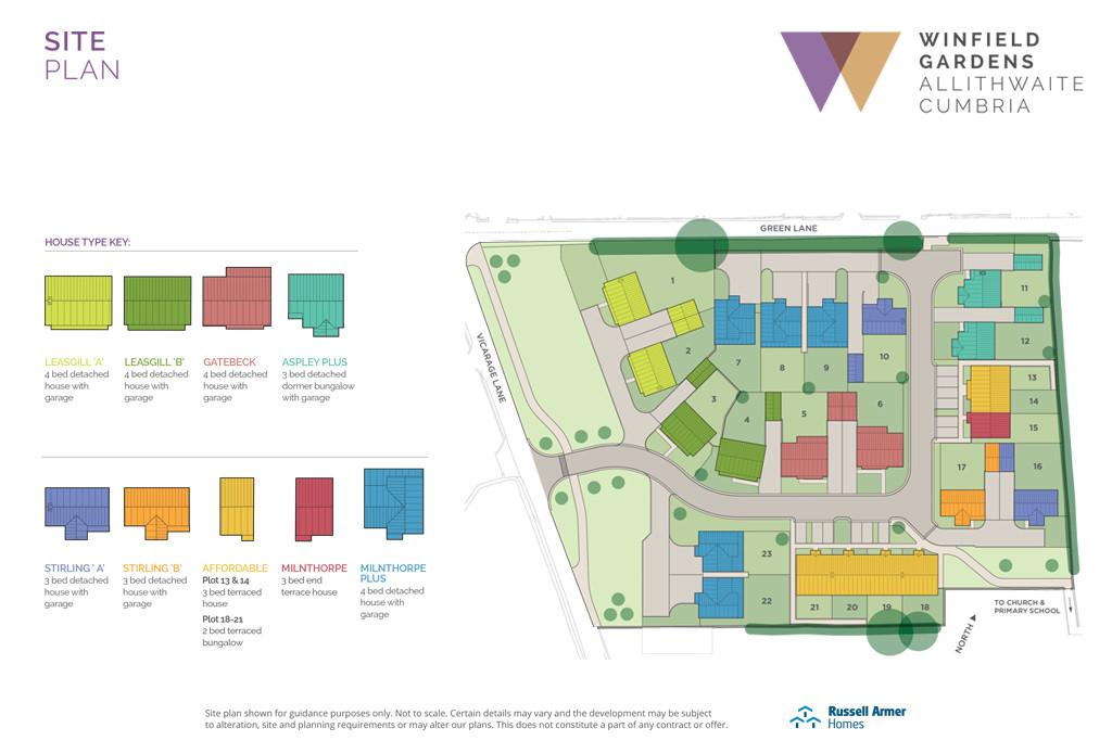 9 Winfield Gardens, Allithwaite, Grange-over-Sands, Cumbria, LA11 7QN