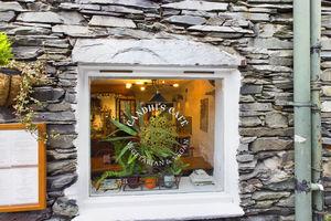 Gandhis Cafe, The Slack, Ambleside, Cumbria LA22 9DQ