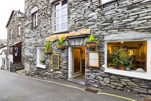 Gandhis Cafe, The Slack, Ambleside, Cumbria LA22 9DQ