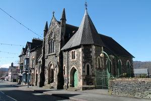 The Methodist Church, Lake Road, Bowness on Windermere, Cumbria, LA23 3AP