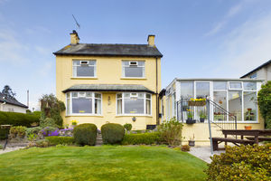 Coniston, 4 Carter Road, Grange-over-Sands, Cumbria, LA11 7AN.