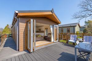 Lodge 8, Cartmel Lodge Park, Cartmel, Grange-over-Sands, Cumbria, LA11 6PN