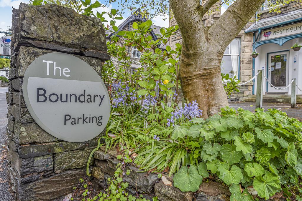 The Boundary, Lake Road, Windermere, Cumbria. LA23 2EQ