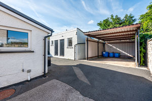 Roselea, Hazlegarth, Church Road, Allithwaite, Grange-over-Sands, Cumbria, LA11 7QQ