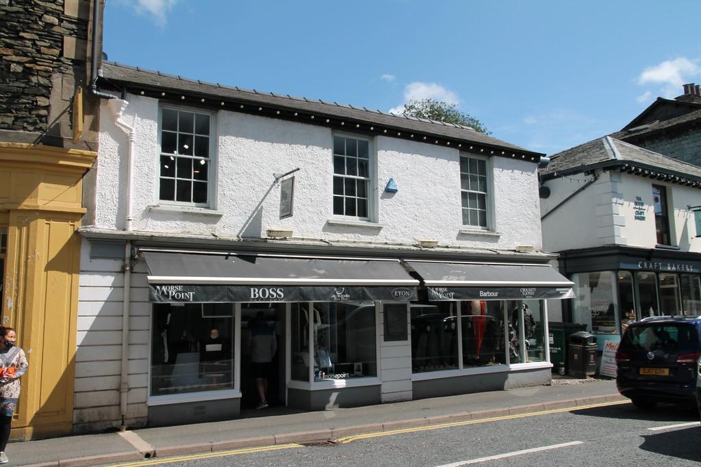 Morse Point, Victoria Buildings, Royal Square, Bowness on Windermere, Cumbria, LA23 3ED