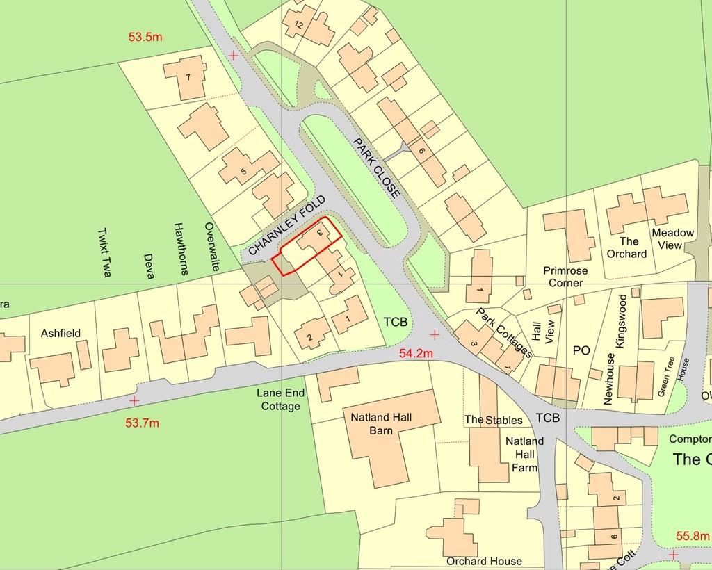3 Charnley Fold, Natland, Cumbria LA9 7SW