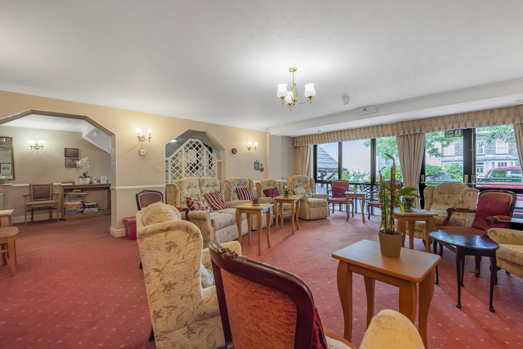 22 Alexandra Court, Ellerthwaite Road, Windermere, Cumbria, LA23 2PR