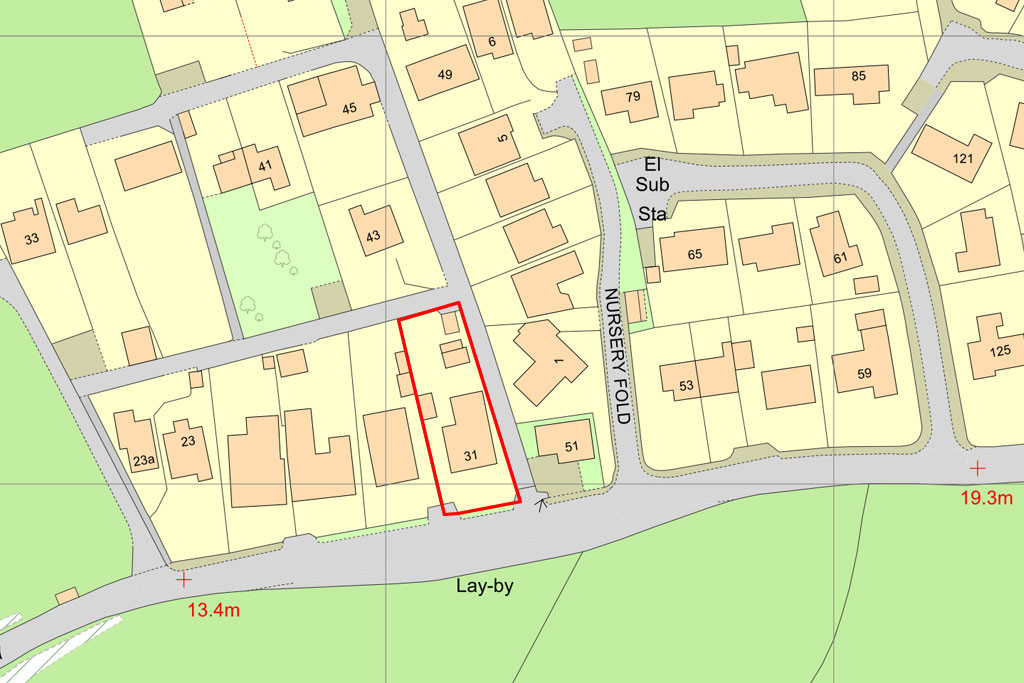Rusland, 31 Allithwaite Road, Flookburgh, Grange over Sands, Cumbria, LA11 7JR