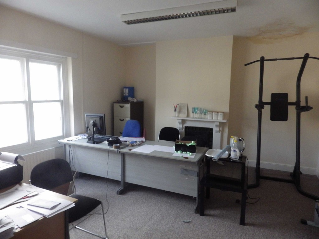 Top Floor Office