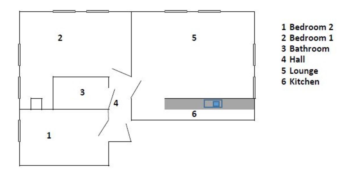 Flat 4, Edgehill House