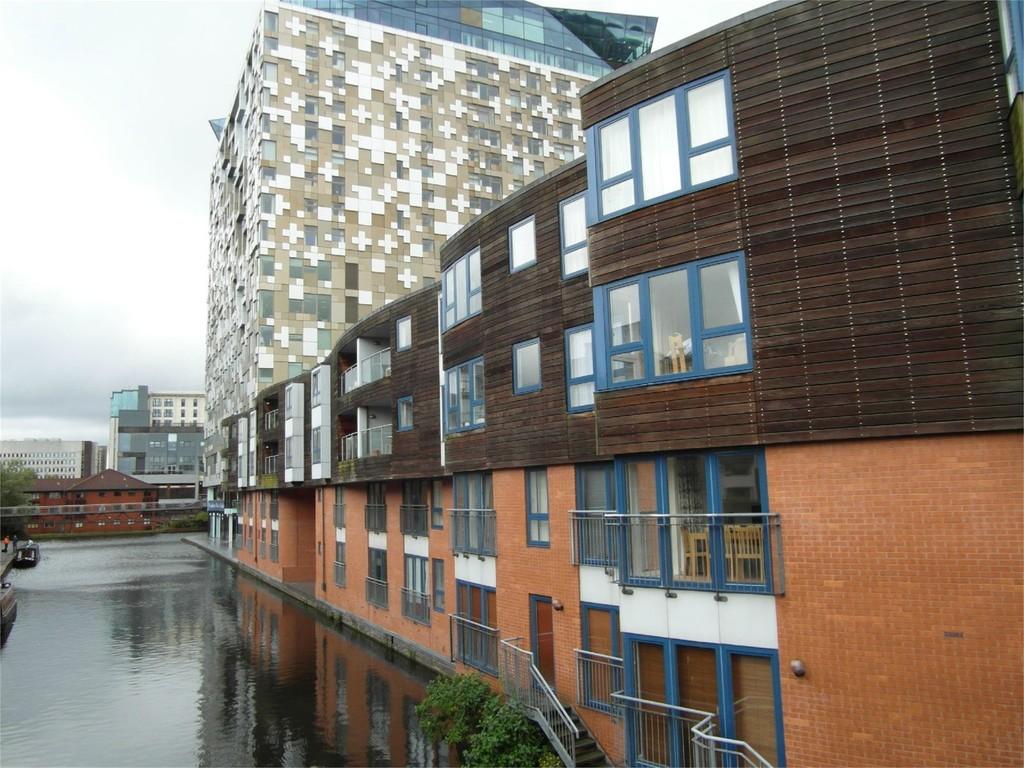 Image 1/9 of property Washington Wharf, Birmingham City Centre, West Midlands, B1 1NN