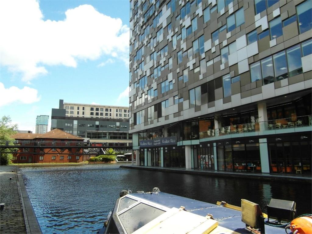 Image 2/9 of property Washington Wharf, Birmingham City Centre, West Midlands, B1 1NN