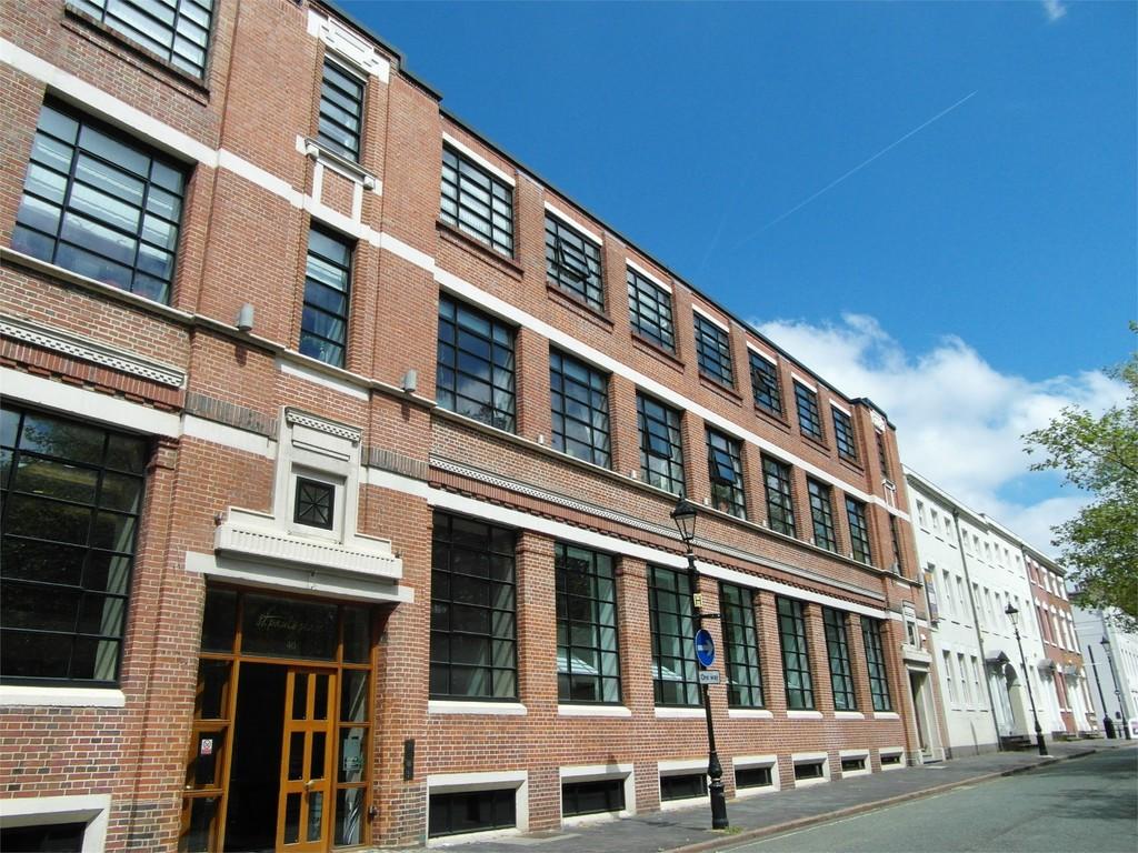 St Pauls Place, 40 St Pauls Square, Birmingham city centre, West Midlands