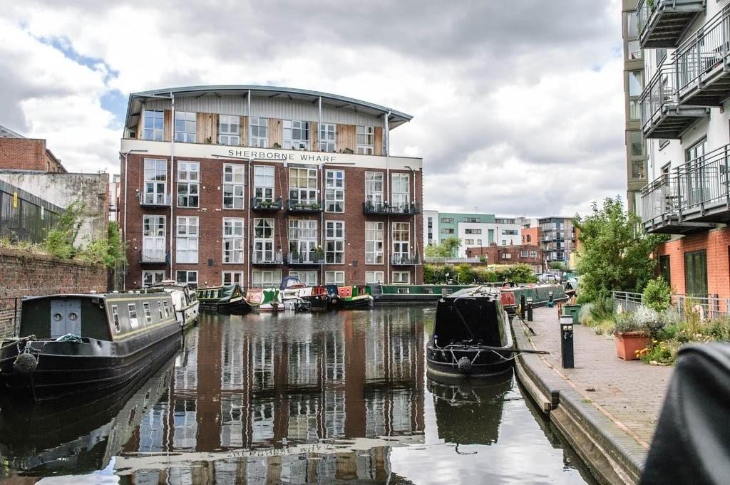 Sherborne Lofts, Grosvenor Street West, Birmingham